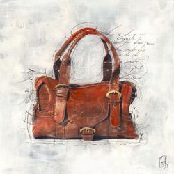 Carte Isabelle Zacher-Finet - Prêt-à-porter III - 14x14 cm