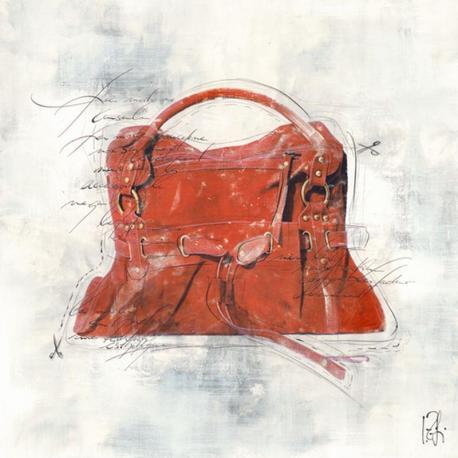 Carte Isabelle Zacher-Finet - Prêt-à-porter IV - 14x14 cm