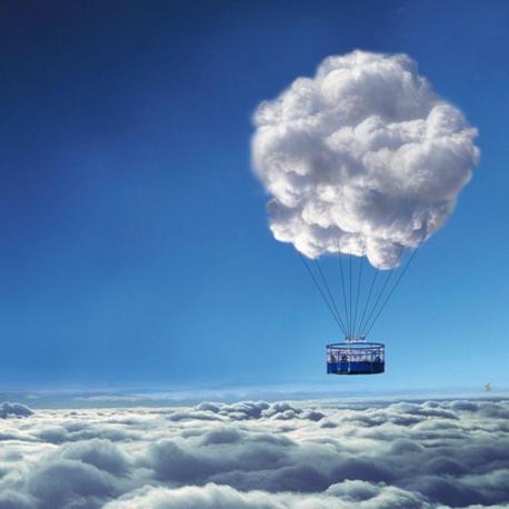 Carte Maïlo - Le voyage sans fin - 14x14 cm