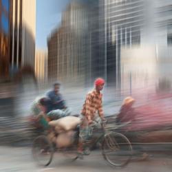 Carte Maïlo - Impressions urbaines I - 14x14 cm