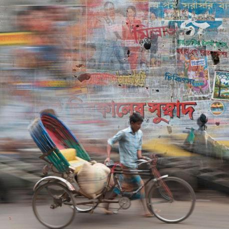 Carte Maïlo - Impressions urbaines II - 14x14 cm
