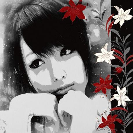 Carte Nathalie Mulero_Fougeras - Yurisan - 14x14 cm