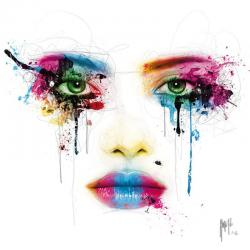 Carte Patrice Murciano -Colors - 14x14 cm
