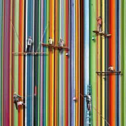 Carte Maïlo - Les passagers de la couleur - 14x14 cm