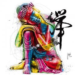 Carte Patrice Murciano - Buddha - 14x14 cm