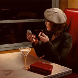 Carte Myles Sullivan - Dry martini drop II ! - 14x14 cm