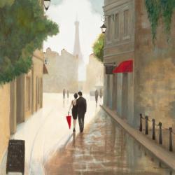 Carte Marco Fabiano - Paris Romance I - 14x14 cm