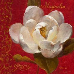 Carte Danhui Nai - Paris Blossom III - 14x14 cm