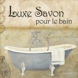 Carte Avery Tillmon - Savons de bains I - 14x14 cm