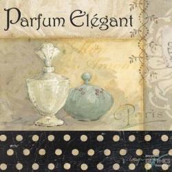 Carte Avery Tillmon - Parfum élegant II - 14x14 cm