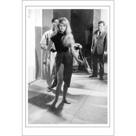 Affiche Et Dieu créa la Femme - Brigitte Bardot - Dim: 50x70 cm