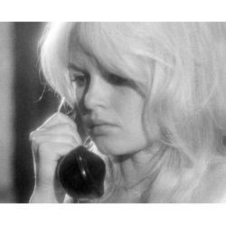Affiche Brigitte Bardot - Vie Privée 1962 - Dimension 24x30 cm