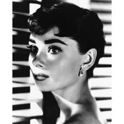 Affiche Audrey Hepburn - Dimension 24x30 cm