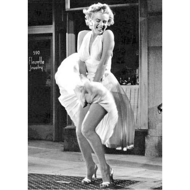 Robe La Planete Carte 5x15 10 Monroe Cm Marilyn v0Ow8mNn