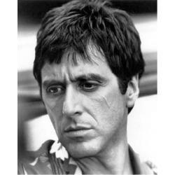 Affiche Scarface - Al Pacino - Dimension 24x30 cm
