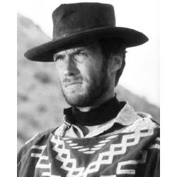 Affiche Clint Eastwood - Dimension 24x30 cm