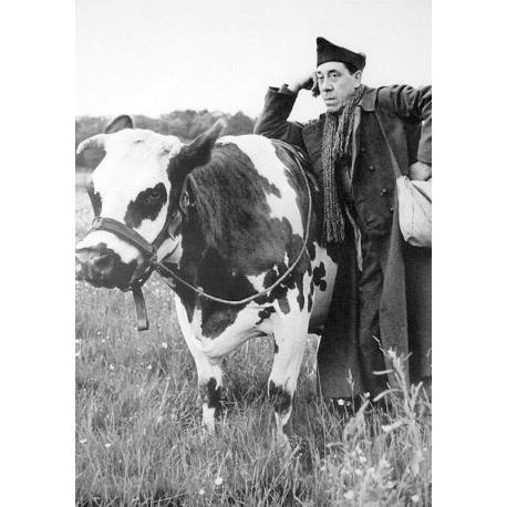 Affiche La Vache et le prisonnier - Fernandel - Dim: 50x70 cm
