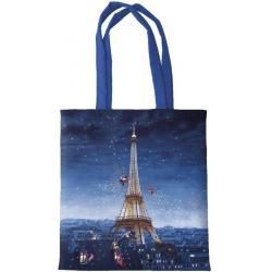 "Sac Marianne Foucart ""La Tour Eiffel"" L38xH40 cm"