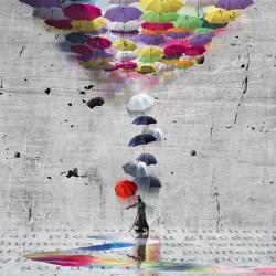 Carte Maïlo - Colorer le monde, Equilibrer - 14x14 cm