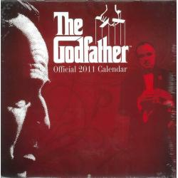 Calendrier collector The Godfather 2011 filmé 30x30 cm