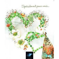 Carte Comme un rêve - Spécialement pour vous... - Carte amitié
