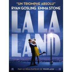 Affiche La La Land avec Ryan Gosling - Damien Chazelle - 40x53 cm