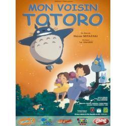 Affiche Mon voisin Totoro avec Chika Sakamoto - Hayao Miyazaki - 39x54 cm