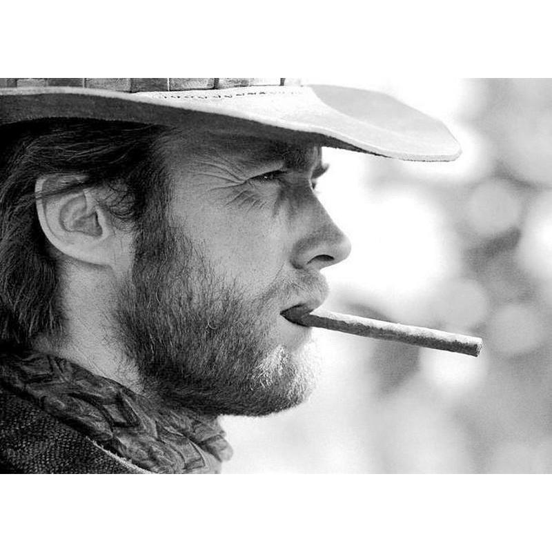 Affiche Clint Eastwood Affiche 50x70 Cm Planete Imagescom