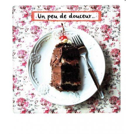 Carte Pickmotion de @Silviaboettger - Un peu de douceur... - 10.5x13 cm