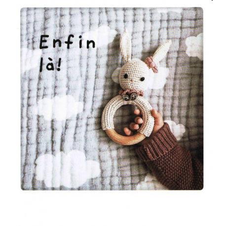 Carte Pickmotion de @Maryloo_Berlin - Enfin là ! - 10.5x13 cm