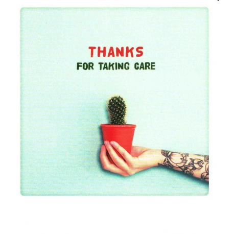 Carte Pickmotion de @Pickmotion - Take care - 10.5x13 cm
