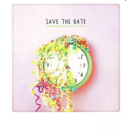 Carte Pickmotion de @Picturingjuj - Save the date - 10.5x13 cm