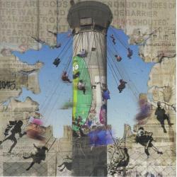 Carte Maïlo - 1 Terre 2 : liberté- 14x14 cm