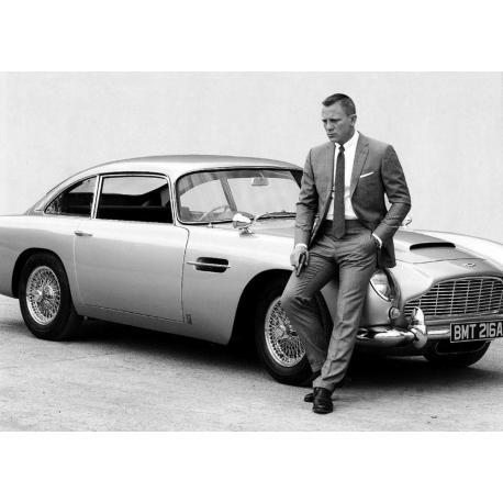 Affiche James Bond - D. Craig - Affiche 50x70 cm