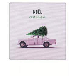Carte Noël Pickmotion de @Antonellasonnesa - Noël, c'est épique - 10.5x13 cm