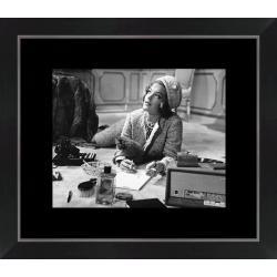 Affiche encadrée Le Travail Romy Schneider - Dimension 24x30 cm