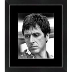 Affiche encadrée Scarface - Al Pacino - Dimension 24x30 cm
