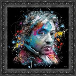 Tableau de Sylvain Binet - Gainsbourg - 40x40 cm