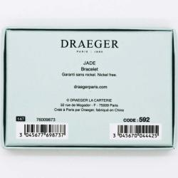 Bracelet prénom personnalisé JADE - 14 cm environ réglable