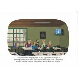Carte humour Voutch - Tendance Printemps-été - V 10.5x15 cm