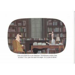 Carte humour Voutch - Recettes à base de mérous - V 10.5x15 cm