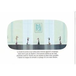 Carte humour Voutch - Le romantique baiser - V 10.5x15 cm