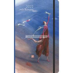 Agenda 2022 Gaëlle Boissonnard - L'envol - 13X21 cm (Gd Mod) - Expédition le jour même.