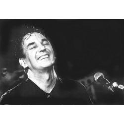 Jacques Higelin - En concert - Affiche 50x70 cm