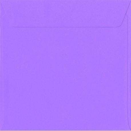 Enveloppe violet burano luce 14.5 x 14.5 cm