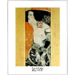 Affiche Gustav Klimt - Judith 2 - 24x30 cm