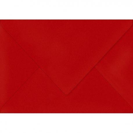 Enveloppe rouge burano luce 11.4 x 16.2 cm