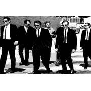 Affiche Réservoir dogs - Dimension 24x30 cm