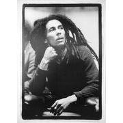Bob Marley - Affiche 50x70 cm