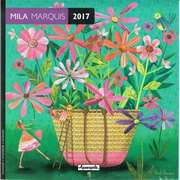 Calendrier collector Mila Marquis 2017 -
